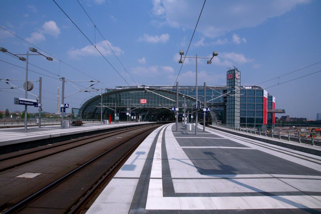 Berlin Hbf, Germany
